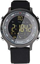 UIEMMY slim horloge Sport smart watch stappenteller telefoon informatie wekker bluetooth waterdichte lichtgevende wijzerpl...