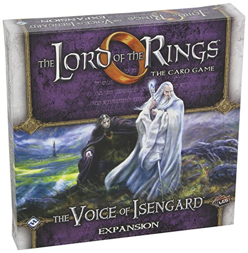 Lord of the Rings LCG: The Voice of Isengard
