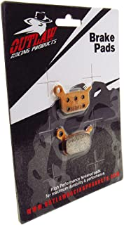 Outlaw Racing OR325 Front OR Rear Sintered Brake Pads KTM 50 SX Pro Sr LC 04-15