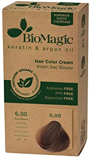 Biomagic Permanent Hair Dye - Dark Blonde
