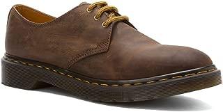 DR MARTENS Men's 1461 Dorian Aztec Crazy Horse 3-Tie Shoe US 10 EU 43 UK 9