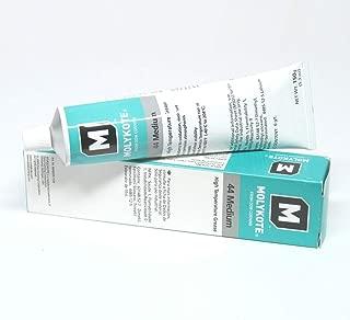 44 M Medium High Temp Silicone Grease Lubricant 5.3 oz Tube DOW CORNING MOLYKOTE
