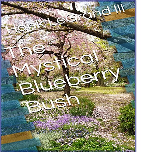 The Mystical Blueberry Bush audiobook cover art