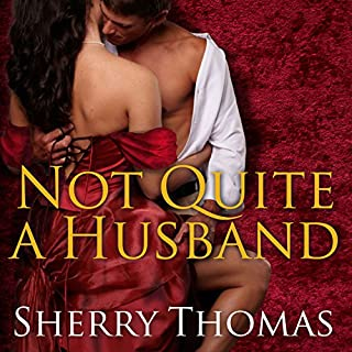 Not Quite a Husband cover art