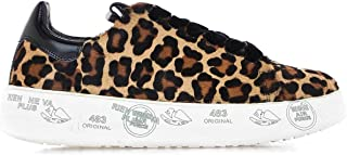 PREMIATA Luxury Fashion Womens BELLE4029 Brown Sneakers | Fall Winter 19