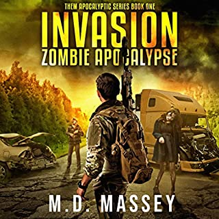THEM     Invasion              Written by:                                                                                                                                 M.D Massey                               Narrated by:                                                                                                                                 S.W. Salzman                      Length: 4 hrs and 20 mins     Not rated yet     Overall 0.0