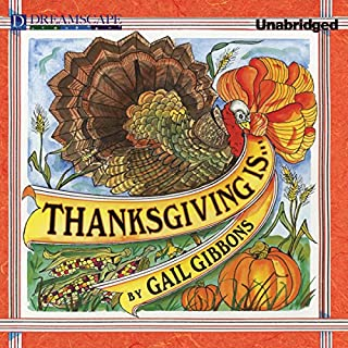 Thanksgiving Is.... cover art