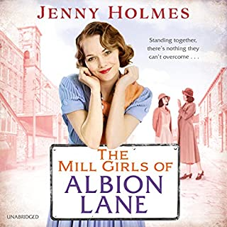 The Mill Girls of Albion Lane cover art