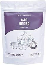 Cáspulas Ajo Negro | 60 cápsulas - 500 mg | Raíces Verdes