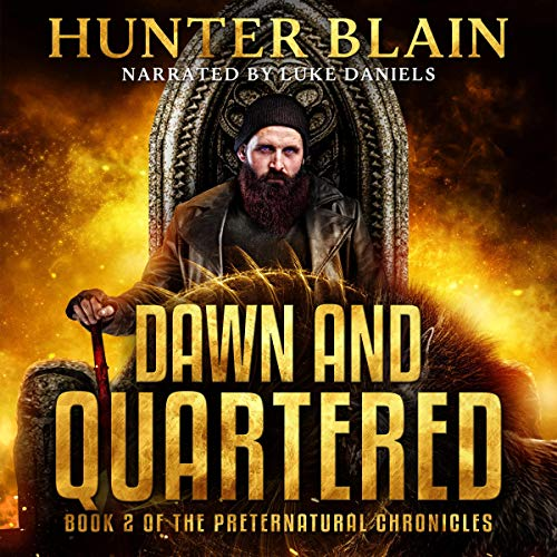 Dawn and Quartered cover art