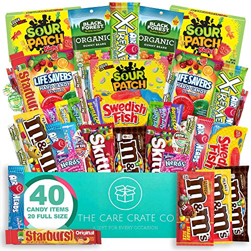 The Care Crate Ultimate Candy Snack…