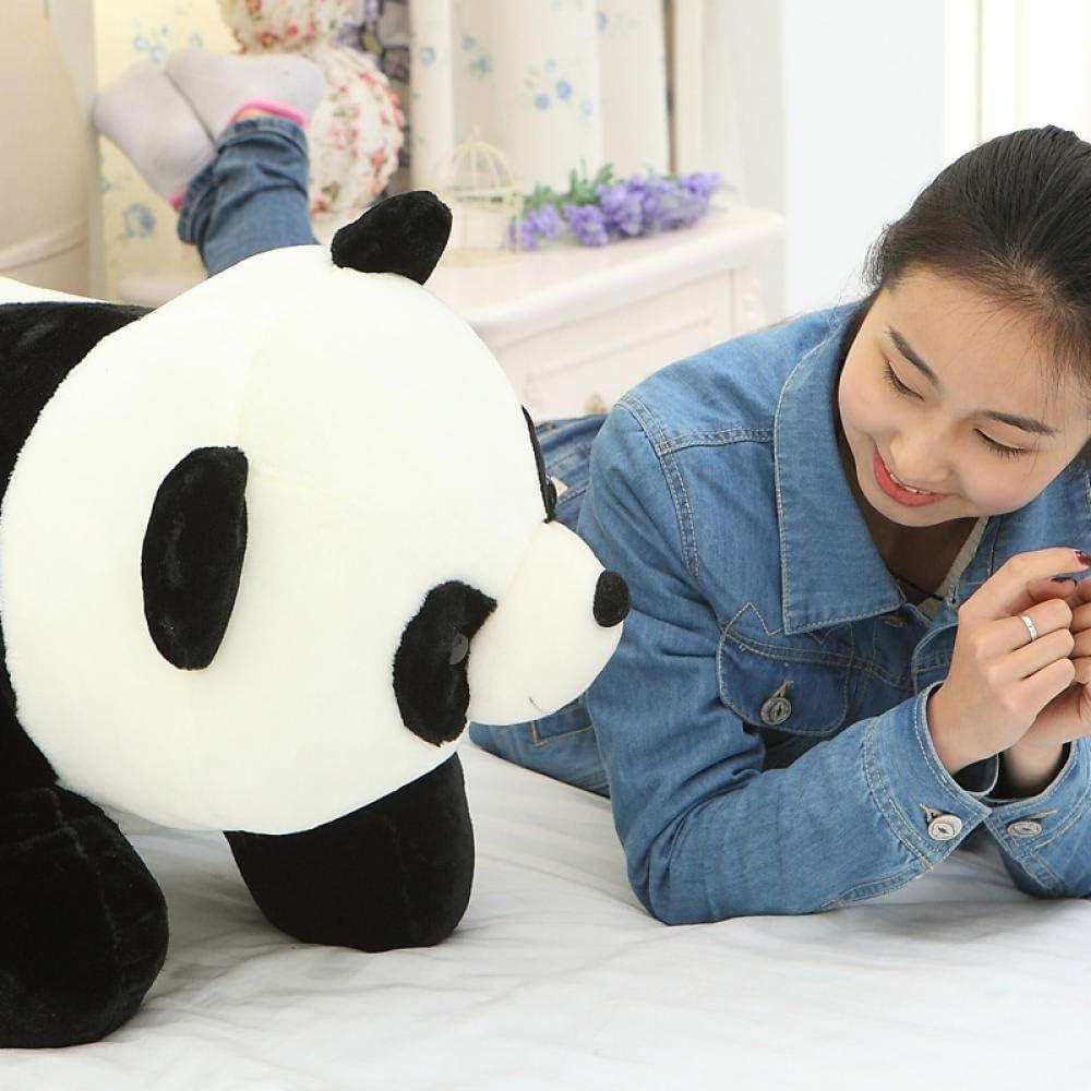 Wxizhu Plushies Plush Toy Black [Alternative dealer] and Selling White Doll So Baby Panda for