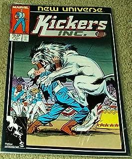 New Universe Kickers Inc. No. 7 May
