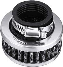 Filtro aria Akozon filtro universale per filtri aria in fibra di carbonio per moto da 150cc-250cc ATV Dirt Bike 48MM