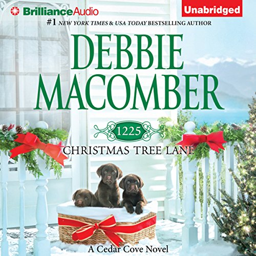 1225 Christmas Tree Lane     Cedar Cove, Book 12              By:                                                                                                                                 Debbie Macomber                               Narrated by:                                                                                                                                 Sandra Burr                      Length: 6 hrs and 13 mins     616 ratings     Overall 4.0