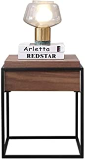 File cabinets Nightstand Bedside table Economical Cabinet Storage Forged Iron Economic Combination Bedroom Side table (Col...
