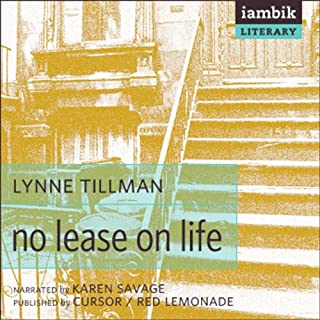 No Lease on Life audiobook cover art