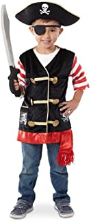 Melissa and Doug Pirate Costume 4848 - Pretend Play