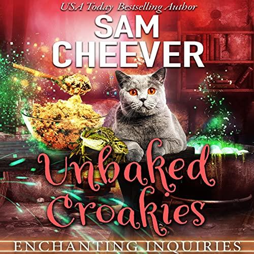 Unbaked Croakies cover art