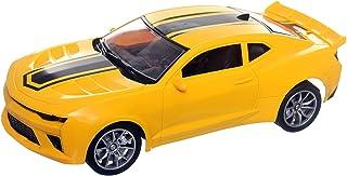 لعبة سيارة مع جهاز تحكم عن بعد للاولاد من اكس اف 27-17T ، اسود اصفر