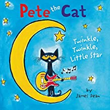 Pete the Cat: Twinkle, Twinkle, Little Star Board Book