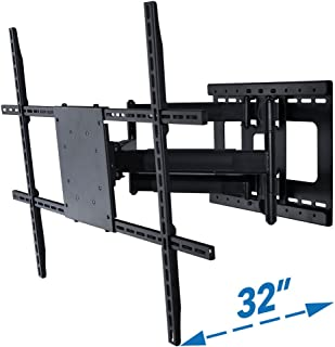 how to mount a tv over a cubby hole