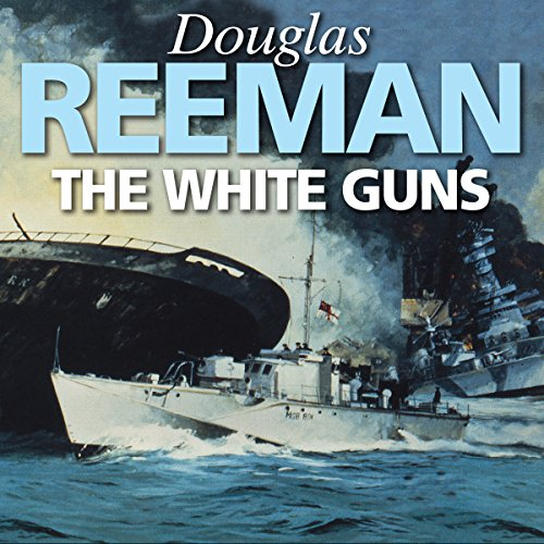 The White Guns audiobook cover art