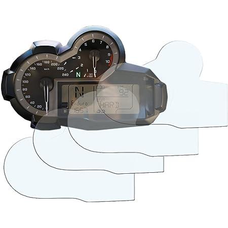 Cb125r 2018 Displayschutzfolie Tachoschutzfolie 2 X Ultra Klar 2 X Entspiegelt Auto