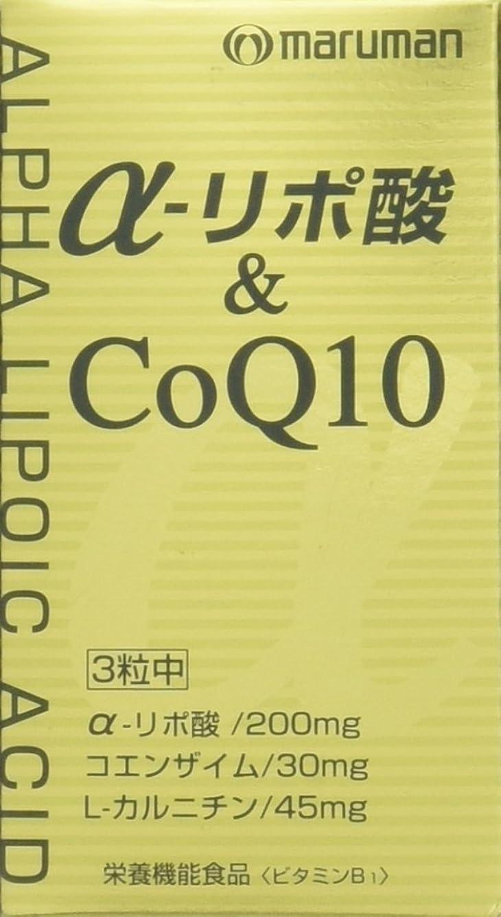 フェローシップ確認するが欲しいマルマン α-リポ酸&CoQ10 249mg×90粒
