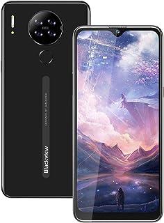 Blackview A80 SIMフリー スマートフォン本体 Android 10.0 GO スマホ本体 6.21インチ ディスプレイ 2GBのRAM + 16GBのROM スマホ 4200mAhバッテリー13MP+5MPカメラ 顔認証 指紋認...