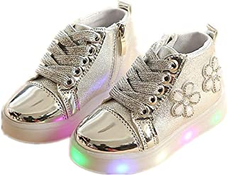 Light up Shoes Flashing Sneakers Led Shoes Luminous Light Shoes for Boys Girls