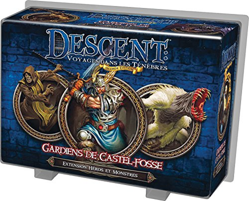 Asmodee–ubides29–Descent–Guardianes de Castel-Fosse