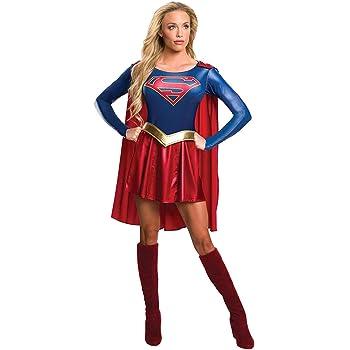 Rubies - Disfraz oficial de Supergirl de la serie de televisión ...