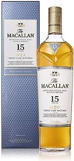 Macallan Fine Oak 15 Years Old mit Geschenkverpackung Whisky 1 x 0.7 l