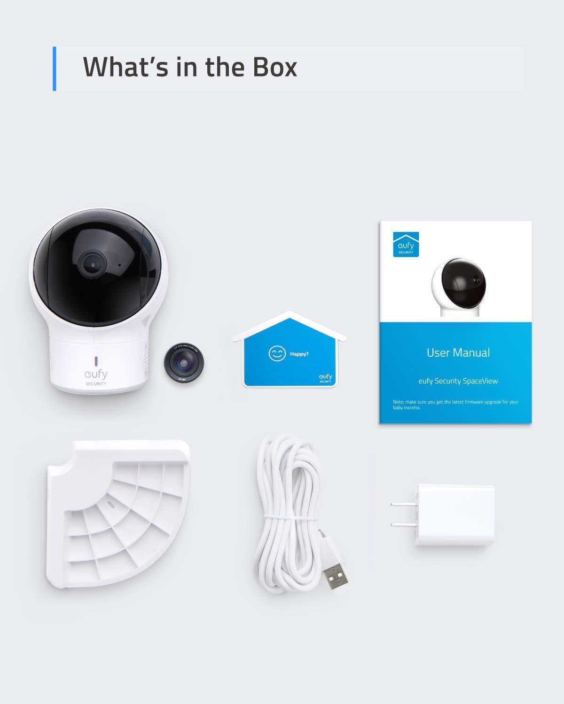 einfache Installation zustzliche SpaceView Babyphone Kamera ...