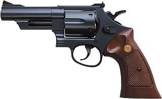 クラウンモデル ホップアップエアリボルバー No.1 S&W M29 4インチ ブラック 10歳以上エアーソフトガン