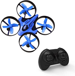 Mini Quadcopter Drone, F008 Mini RC Drone for Kids Adults Beginners Nano Drone RTF Plane Indoor Outdoor Small Helicopter - Hovering/Headless Mode, 3D Flip, 3 Speed, One-Key Return Children's Day Gift
