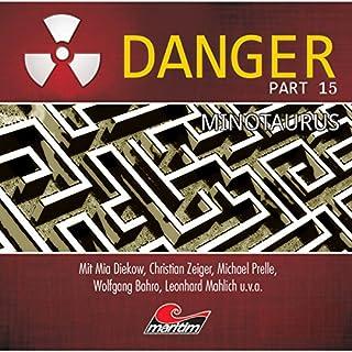 Minotaurus (Danger 15) Titelbild