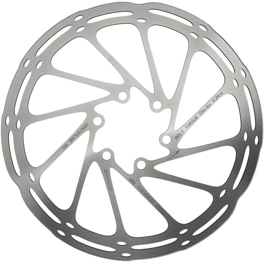 Centerlock SRAM Centerline Rounded Rotor