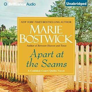Apart at the Seams audiobook cover art