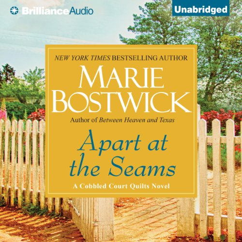 Apart at the Seams audiobook cover art