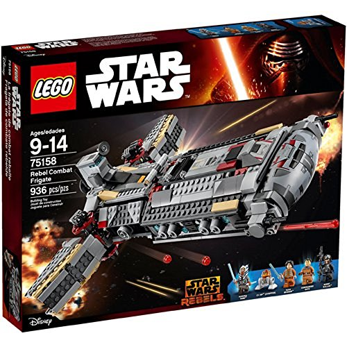 LEGO Star Wars 75158 - Rebel Combat Frigate
