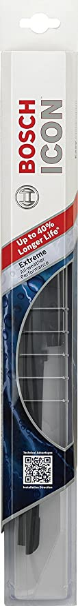 """Bosch ICON 24OE Wiper Blade, Up to 40% Longer Life* - 24"""" (Pack of 1): image"""
