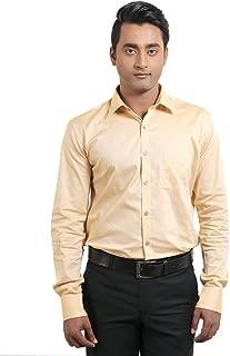 banika Men's Formal Slim Fit Cotton Shirt (Pack of 1)