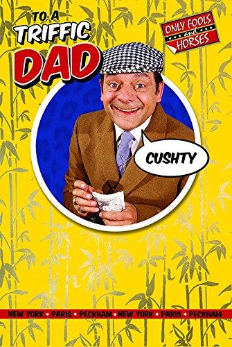Del Boy Triffic Dad Birthday Card