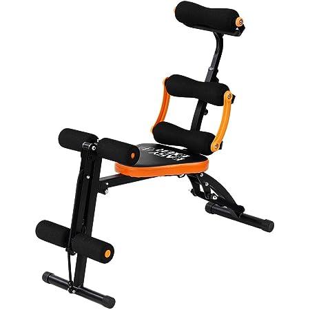 アルインコ(ALINCO) イージーエクサ EXG154 腹筋 太もも 腕部 エクササイズ用 折りたたみ機能付