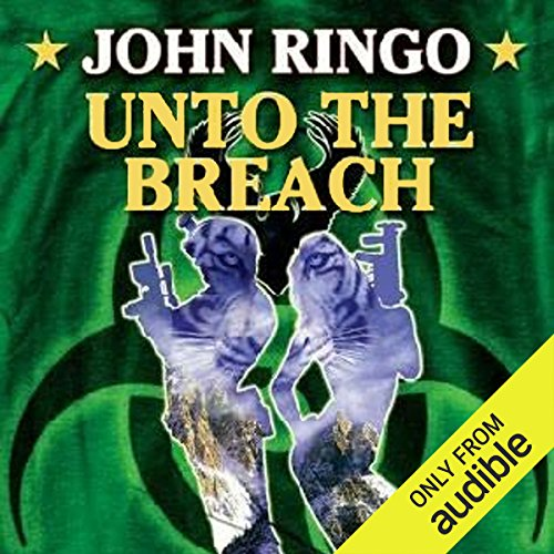 Unto the Breach audiobook cover art