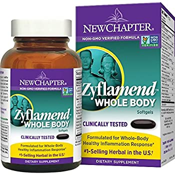New Chapter Zyflamend Whole Body - 180 ct