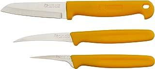 Kom Kom Fruit and Vegetable Carving Knives Set C