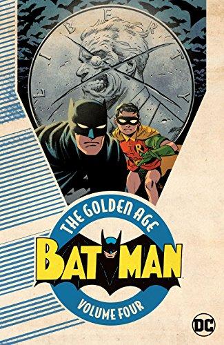 Batman: The Golden Age Vol. 4 (Detective Comics (1937-2011)) (English Edition)